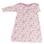Butterfly Nightgown by Organics for Kids