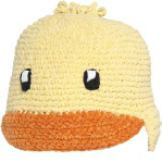 Child's Duck Hat from Footsie 100 Ltd