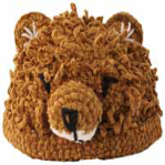 Child's Lion Hat from Footsie 100 Ltd