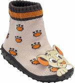 Lion on Toe BabyShocks from Footsie 100 Ltd & Bical