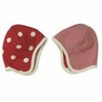 Red Hat with White Spots by Organics for Kids