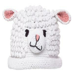 Sheep Childs Hat from Footsie 100 Ltd