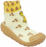 Yellow Giraffe BabyShocks from Bical & Footsie 100 Ltd